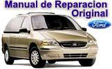manual de mantenimiento ford windstar 2000
