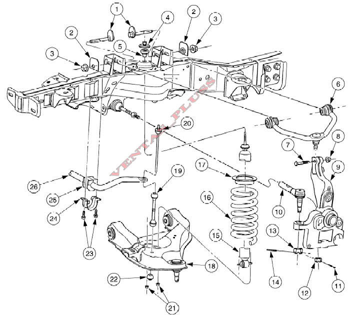 manual de ford ranger 1997 1998 1999